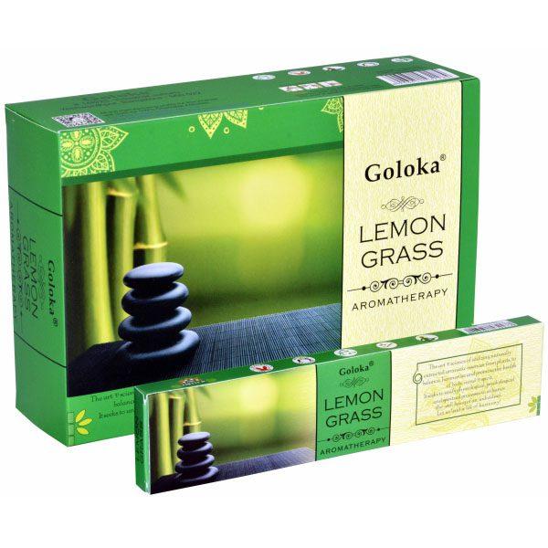 Aromatherapy-Lemongrass