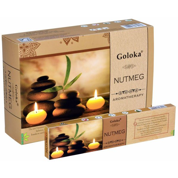 Aromatherapy Nutmeg